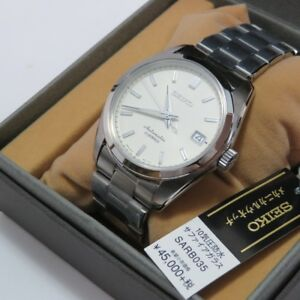 Details About Seiko Watch Sarb035 Mechanical Mechanical 6r15d Men S New