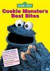 Cookie Monster's Best Bites With Sesame Street DVD Region 1 074644970494