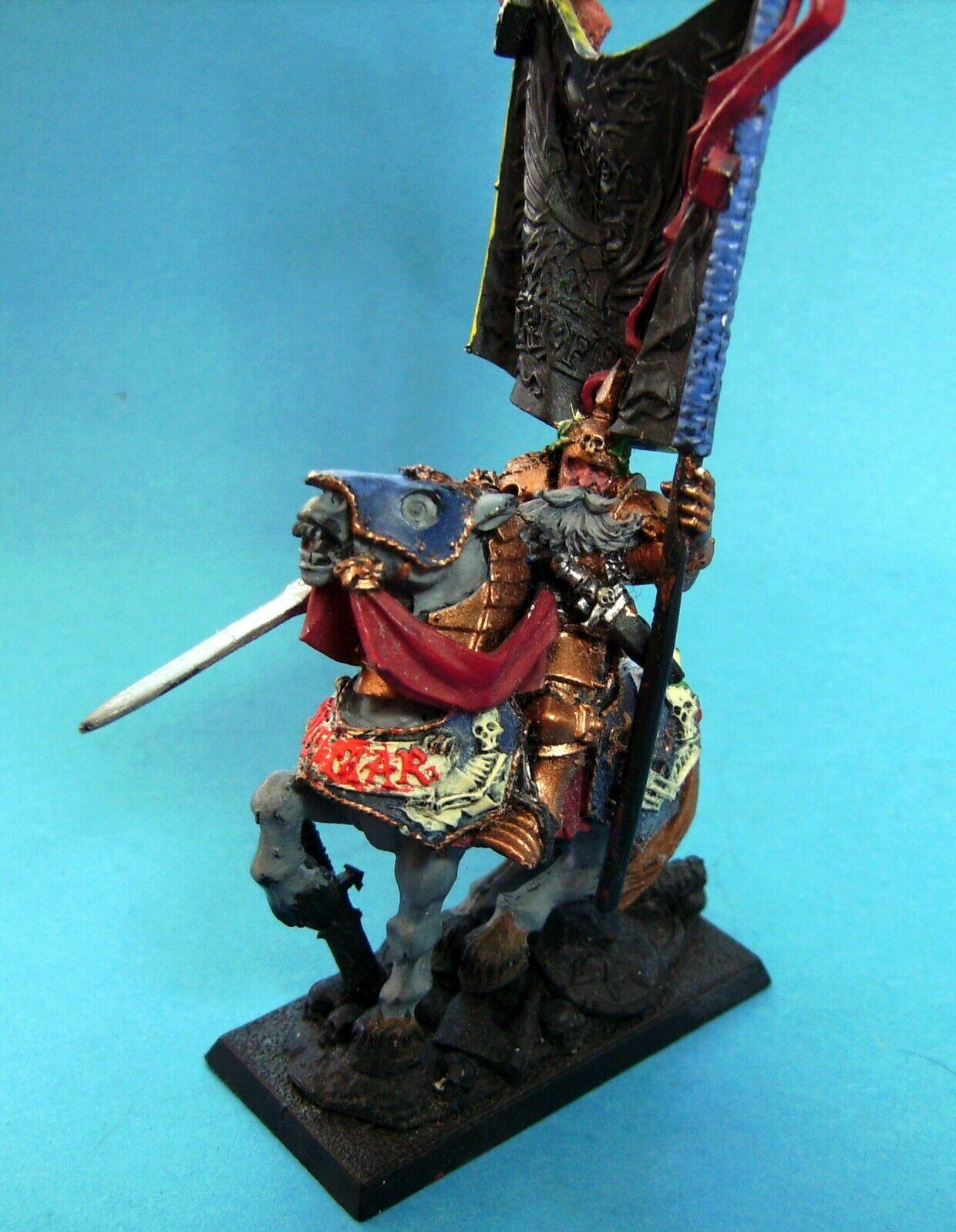 LUDWIG negroHELM - Warhammer   Age of Sigmar   Empire   GW   Juegos-Workshop