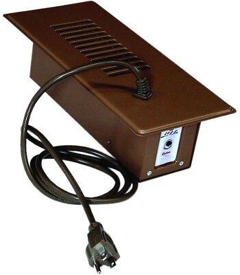 Fits 4 x 10 Register Brown Tjernlund RB10 Register Booster Fan