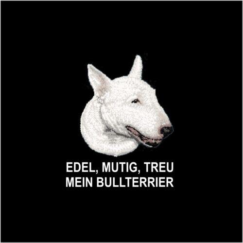 Siviwonder Terrier Bull Fleecejacke By Stickerei Hund Jacke Weiß xYq4wvTC