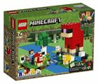 LEGO Minecraft: The Wool Farm (21153)