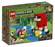 LEGO Minecraft: The Wool Farm (21153)