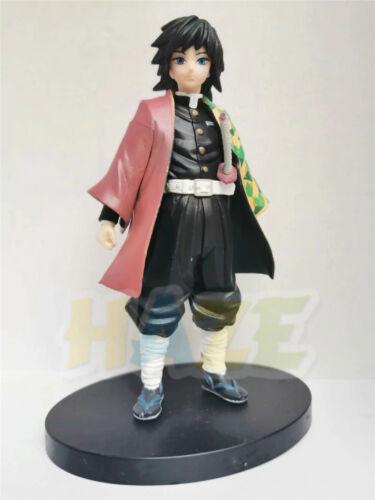 Kimetsu no Yaiba Tomioka Giyuu Action Figure Figurines Jouets Demon Slayer
