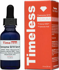 The Best Coenzyme Q10 Serum + Matrixyl + Hyaluraonic Acid 1oz (30 ml ) timeless