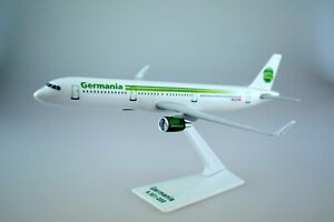 Germania-flygermania-com-Airbus-A321-211-HB-JOI-1-200-Flugzeugmodell-NEU