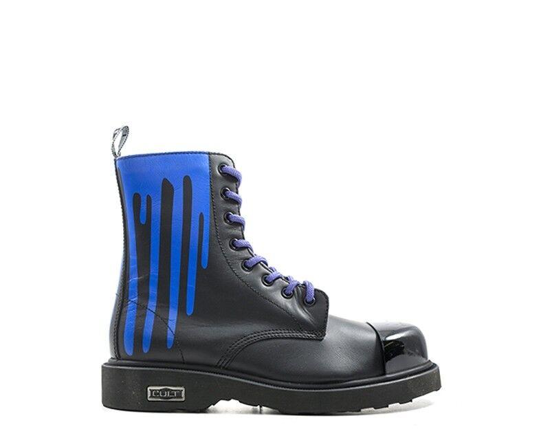 Schuhe CULT CULT CULT Frau schwarz Naturleder CLE103263S    d8113b