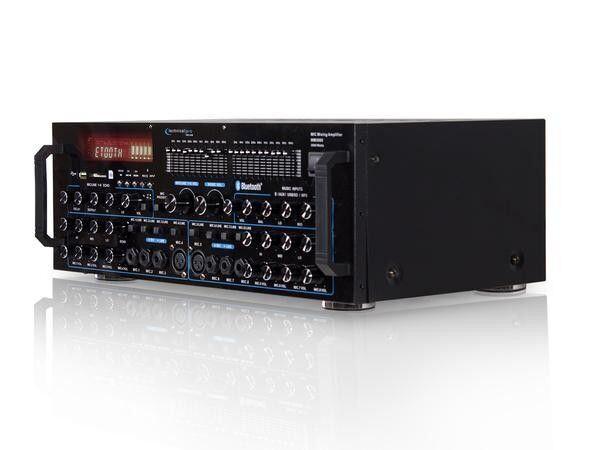 Technical Pro MM3000BT Mikrofonverstärker w USB SD & Blautooth Scratch