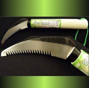 "Bonsai Tree Repotting Tool Saw Blade Sickle 5/"" Plants Root Sod Soil Cutter Blade"