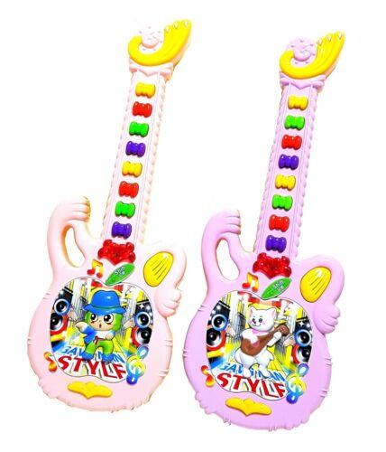 Kinderspielzeug Kinder Spielzeug Magic Kindergitarre Gitarre Licht Musik & Sound
