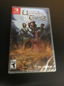 The book of unwritten tales switch