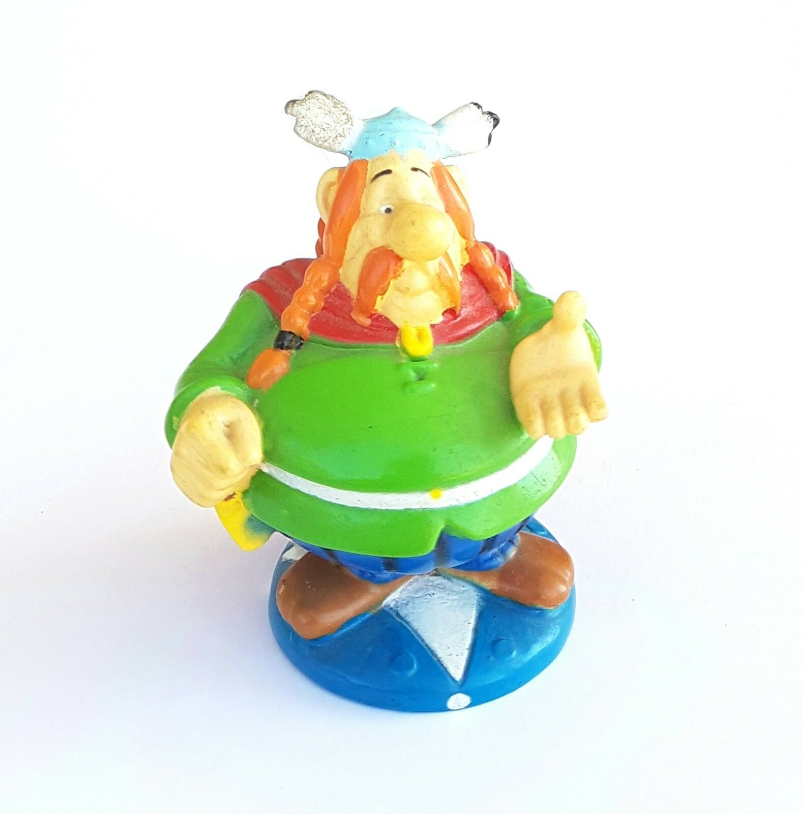 Asterix and Obelix Figurine Jules Caesar 3in 605128