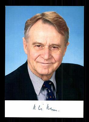 Aufstrebend Hans Ulrich Klose Autogrammkarte Original Signiert ## Bc 94452 StraßEnpreis Autogramme & Autographen