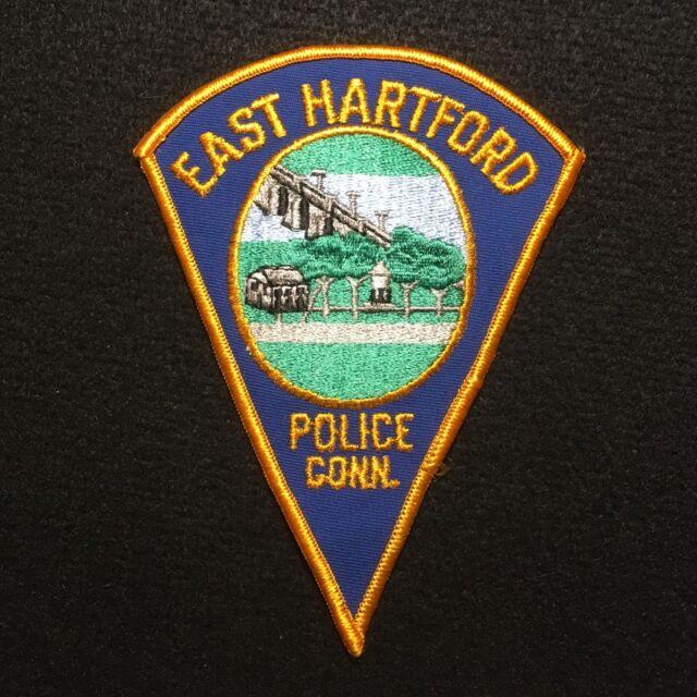 HARTFORD POLICE CONNECTICUT SHOULDER PATCH CT | eBay