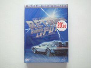 Coffret-4-DVDs-Retour-vers-le-futur-1-2-3-Michael-J-Fox-Comme-neuf