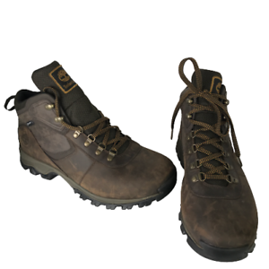 TIMBERLAND MEN'S MT. MADDSEN MID WATERPROOF HIKING BOOTS A4660 SIZE 13W (2730R)