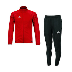 Adidas Tiro 2017 Training Suit Set BQ2710 Soccer Football Sports Jacket Pants