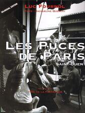 Marché aux Puces de Paris Saint-Ouen livre Luc Fournol