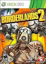 Borderlands 2 (Microsoft Xbox 360, 2012) FREE SHIPPING (nl)