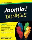 Joomla! For Dummies by Nancy Conner, Steven Holzner (Paperback, 2009)