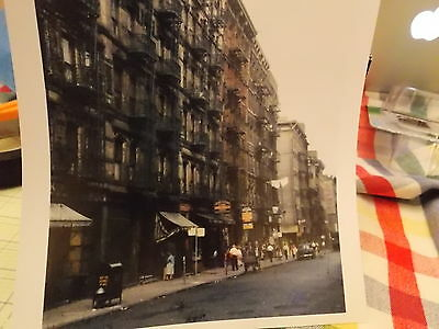 1959 Broome to Ludlow LES Lower East Side NYC New York City Photo