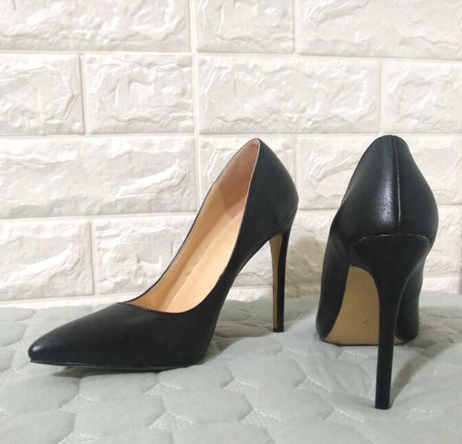 Womens OL Pointy Pointy Pointy Toe Sexy Pump Stilettos Pointy Toe High Heel shoes Sz35-47 19da8e