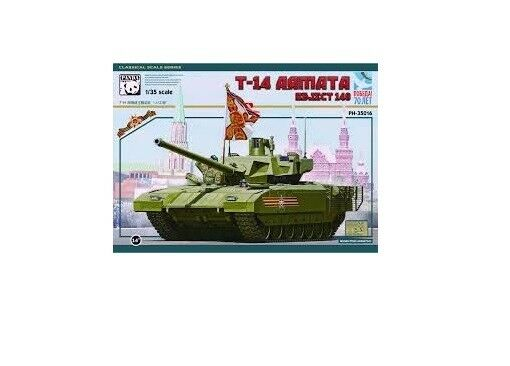 Pea Hobby 35016 - 1 3 5 T-14    Armata   Mbt Objekt 148 - Nuovo  Garanzia del prezzo al 100%