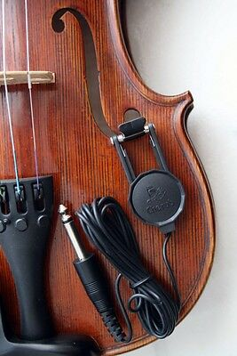 Tonabnehmer Pickup für Geige Violine Violin Viola Mandolin Mandola