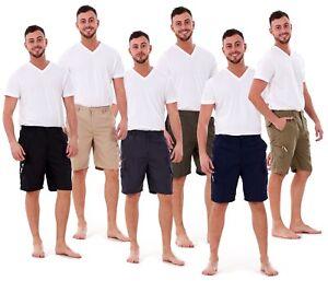 Los-hombres-de-pantalones-cortos-de-carga-de-Combate-Fly-cremallera-Deportes-elastica-Summer-Surf