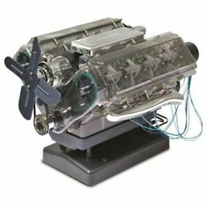 Discovery Kids Toy Model Engine Kit