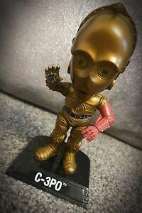 Retro-Star-Wars-C-3PO-Funko-Bobble-Head-knocker-R2D2-Lucasfilm-POP