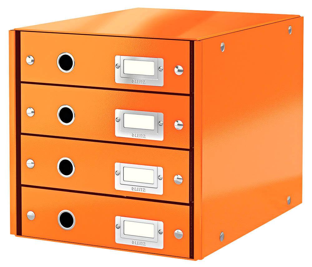 Leitz click store schubladenbox schubladen ordnung for Schubladen ordnung