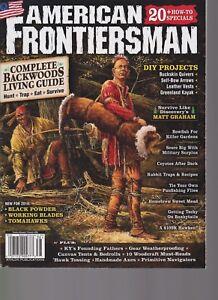 American Frontiersman Magazine 238 Summer 2018 Ebay