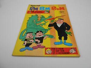 PIM-PAM-POUM-SPECIAL-TRIMESTRIEL-NUMERO-41-EDITION-LUG-1972