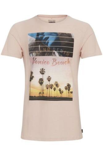 Blend SLIM FIT Herren T-Shirt UVP 20€ Evening Sand
