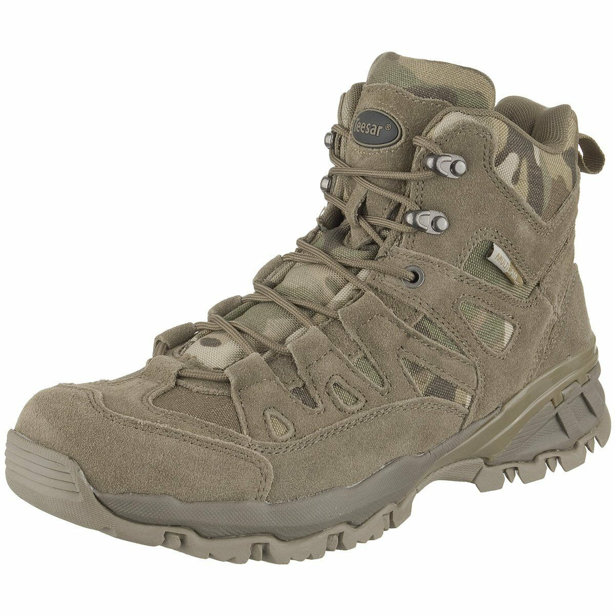 MULTICAM US TACTICAL Stiefel ARMY OUTDOOR STIEFEL Squad 5 inch Gr. 44