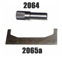 Volkswagen And Audi Cam Setting Bar & Lock Pin 2065a & 2064