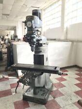 9 X 42 Supermax Yc 1 12 Vs Vertical Mill
