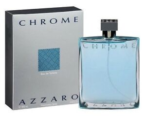 Chrome-by-Azzaro-6-7-6-8-oz-EDT-Cologne-for-Men-New-In-Box