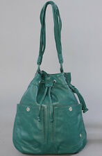 *NEW* NIXON BURNING UP SATCHEL HANDBAG HOBO PURSE EMERALD GREEN