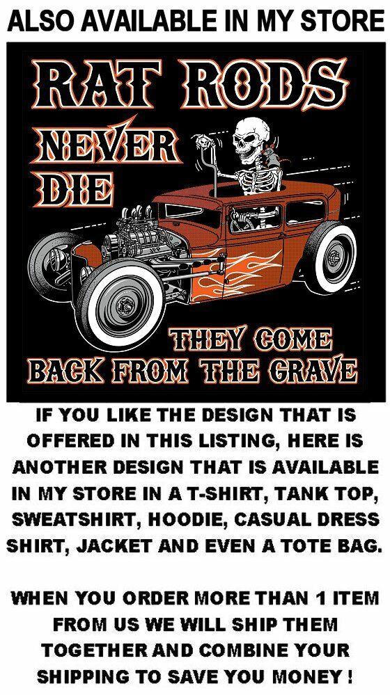 Velocitee Speed Shop Mens Polo Shirt Whiskey Dick/'s Vintage Hot Rat Rod W16318