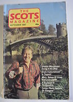 The Scots Magazine. Vol. 127, No. 6. September, 1987. The Loch Na Beiste Monster