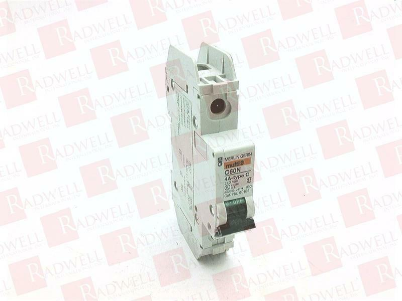 SCHNEIDER ELECTRIC MG60105   MG60105 (NEW IN BOX)