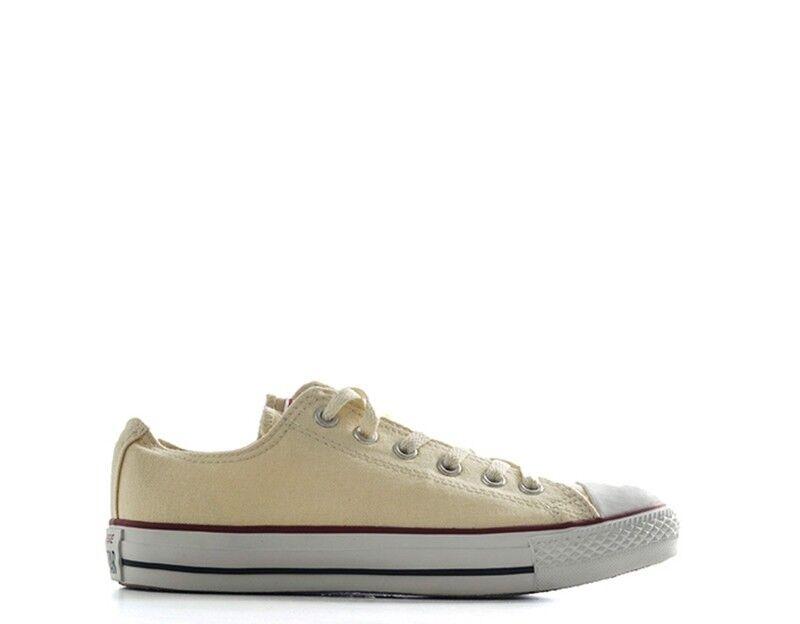 chaussures CONVERSE femmes baskets  BEIGE Tessuto M9165D