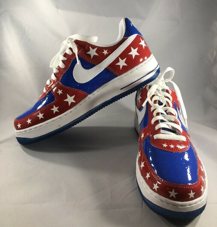 cce54471e0d NIKE 2006 AIR FORCE 1 LOW PREMIUM ALL-STAR GAME 10.5 US SIZE DS ...