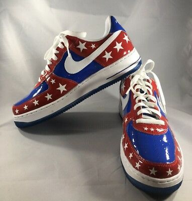 DS NIKE 2006 AIR FORCE 1 LOW PREMIUM ALL STAR GAME SIZE 10.5 US | eBay