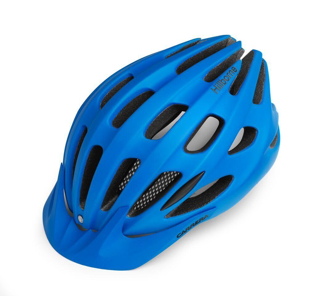 Carrera Hillborne MTB All-mountain Cycle Bike Helmet S-M L-XL Matte bluee BNIB