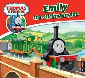 Thomas-amp-Friends-Emily-Thomas-Story-Library-Very-Good-Book