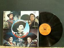 LA CUCARACHA  Original Soundrack  LP    Mexican Latin Cuco Sanchez  Lovely copy!