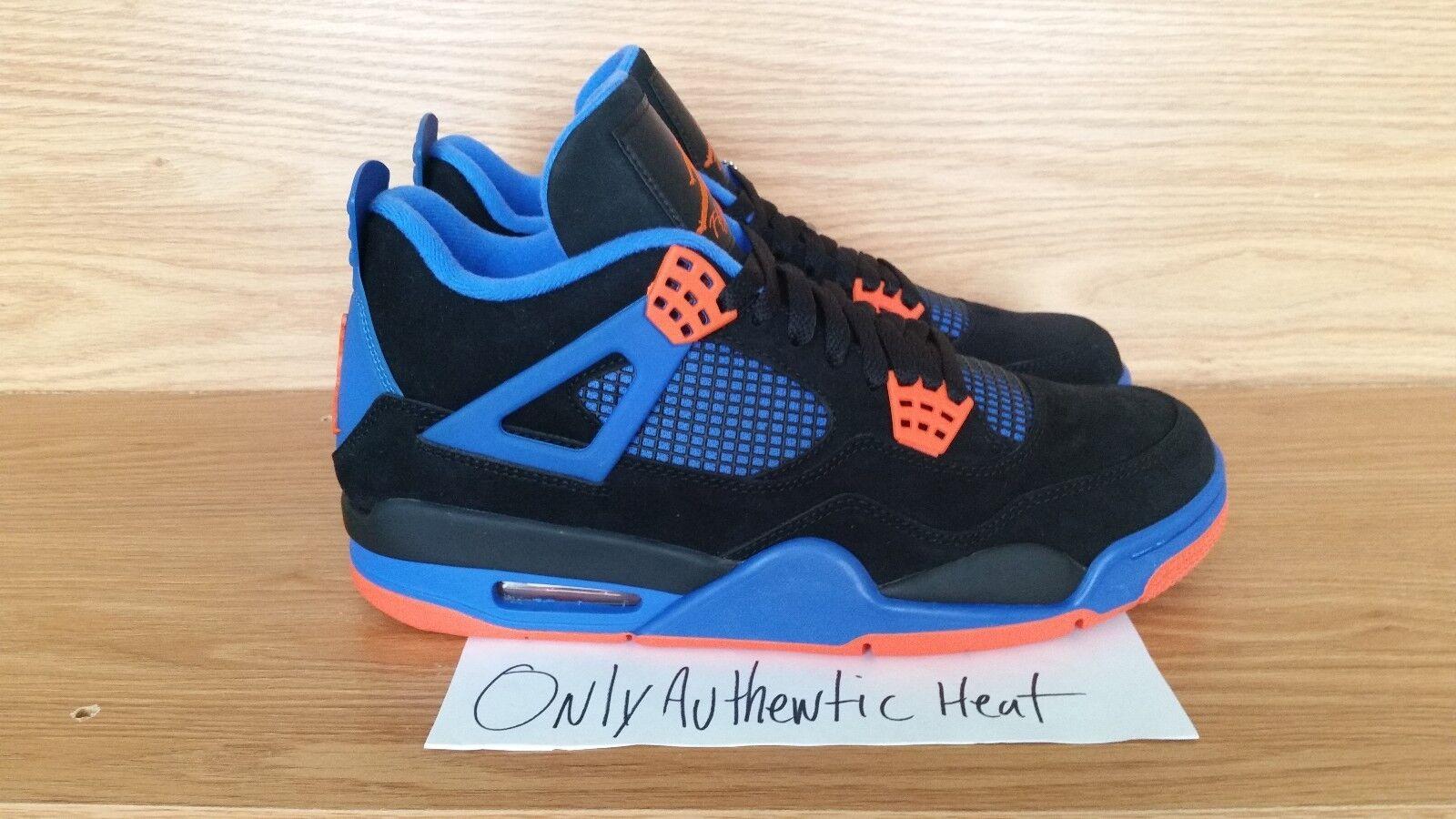 Nike Air JORDAN 4 308497 027 Knicks Cavs Penny 1 2 3 5 6 7 8 9 10 11 13 14 SZ 12